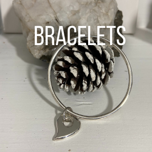 Handmade Silver Bracelets for Ladies